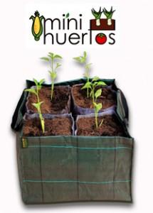 Urban garden geotextil Vegetable patches 60l 45x45x30